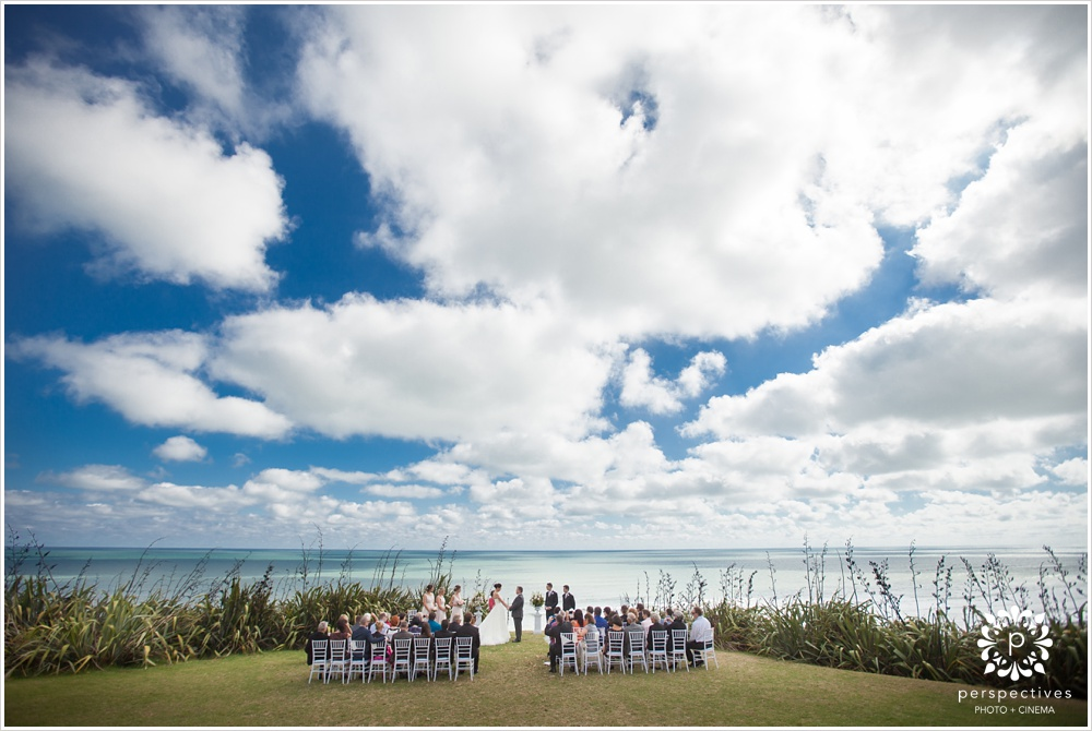 Auckland beach wedding venues
