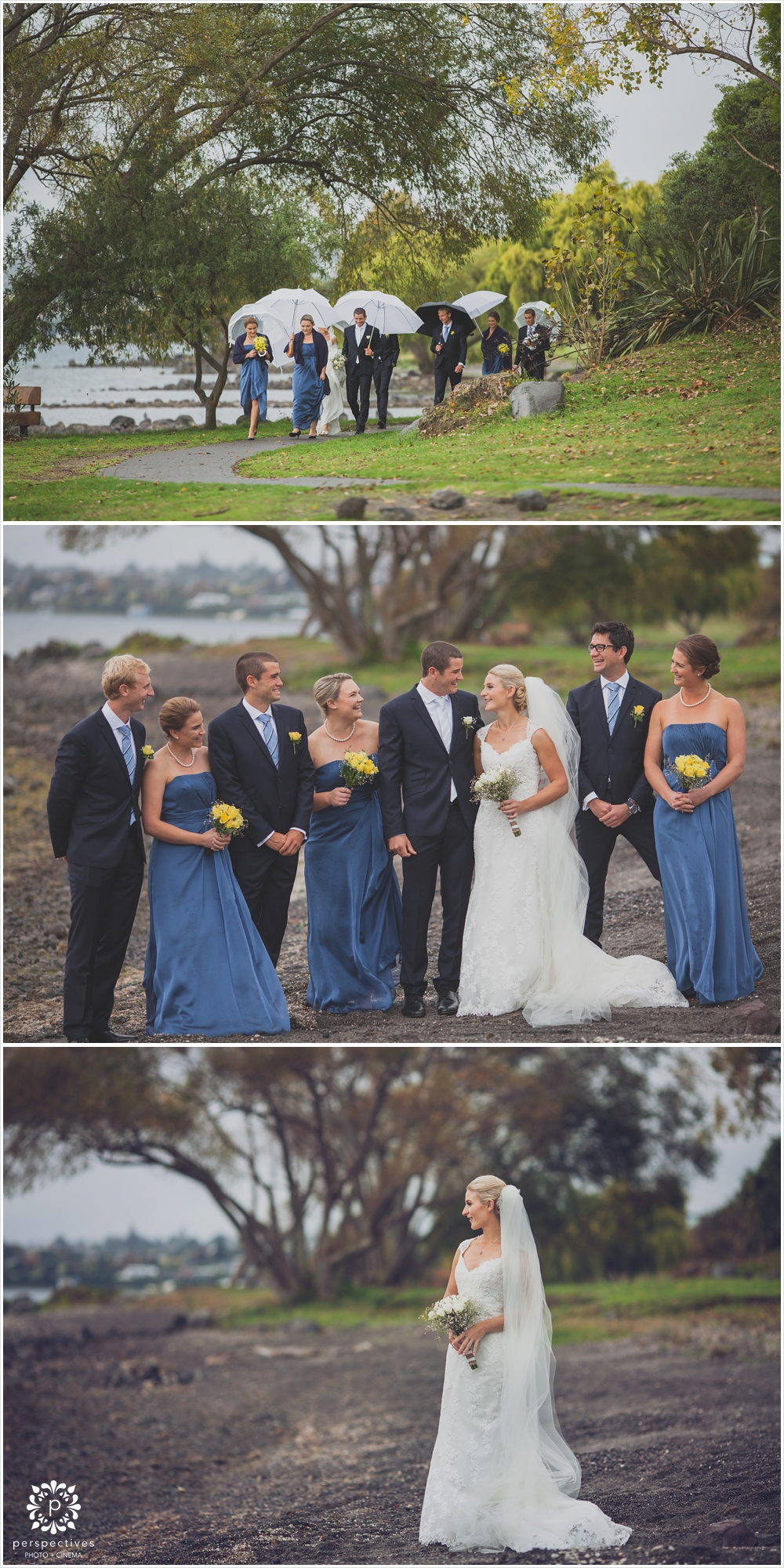 Hilton Taupo Wedding Photos