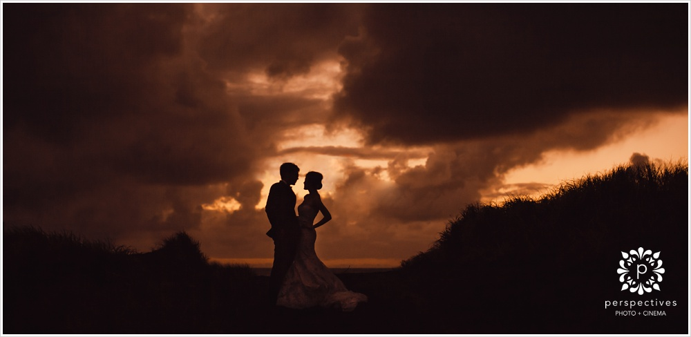 Muriwai Beach wedding photos