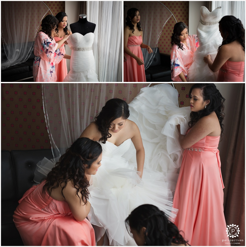 Rydges Auckland Wedding Photos