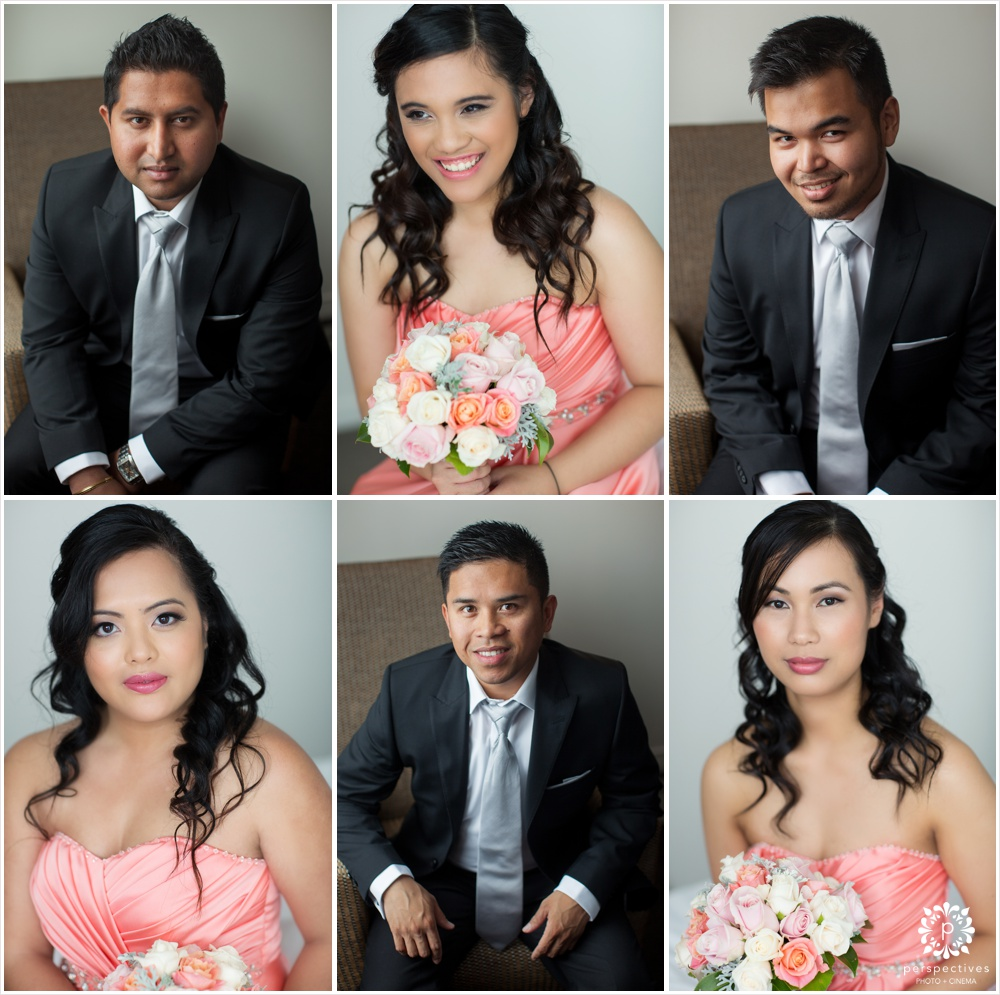 Rydges Auckland Wedding Photos