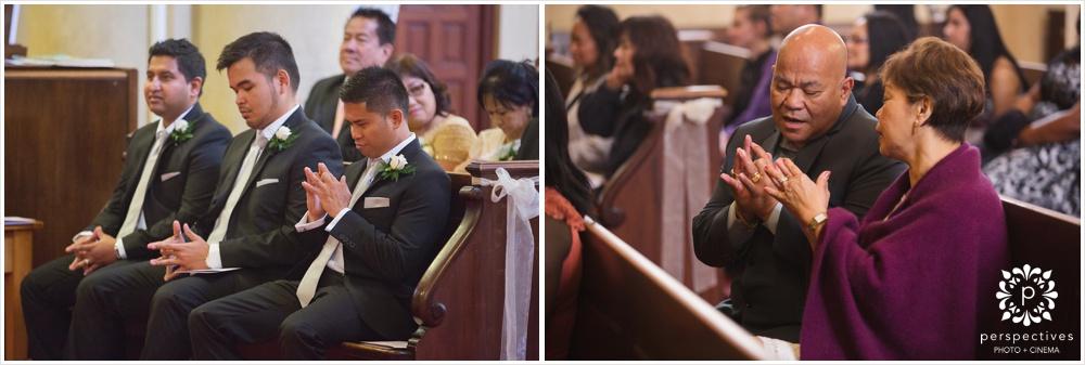 St Michaels Auckland Wedding Photos