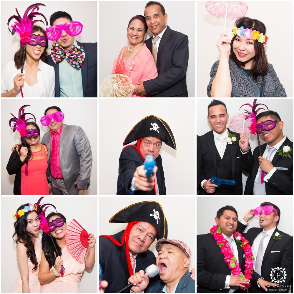 Auckland wedding photobooth