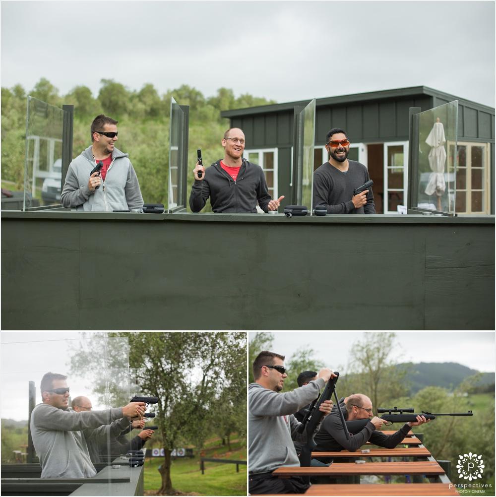 Bracu shooting and archery