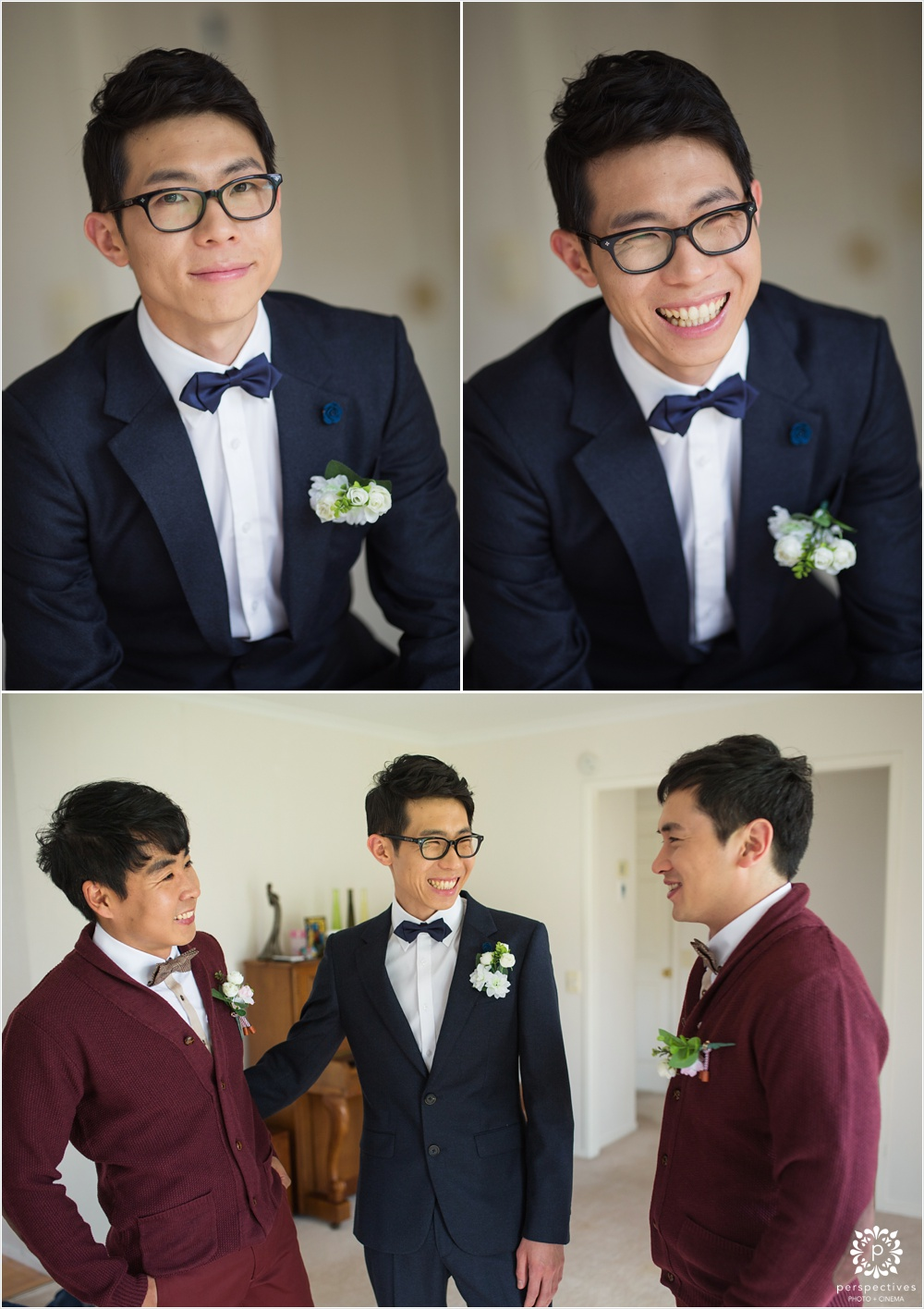 groom dressing photos