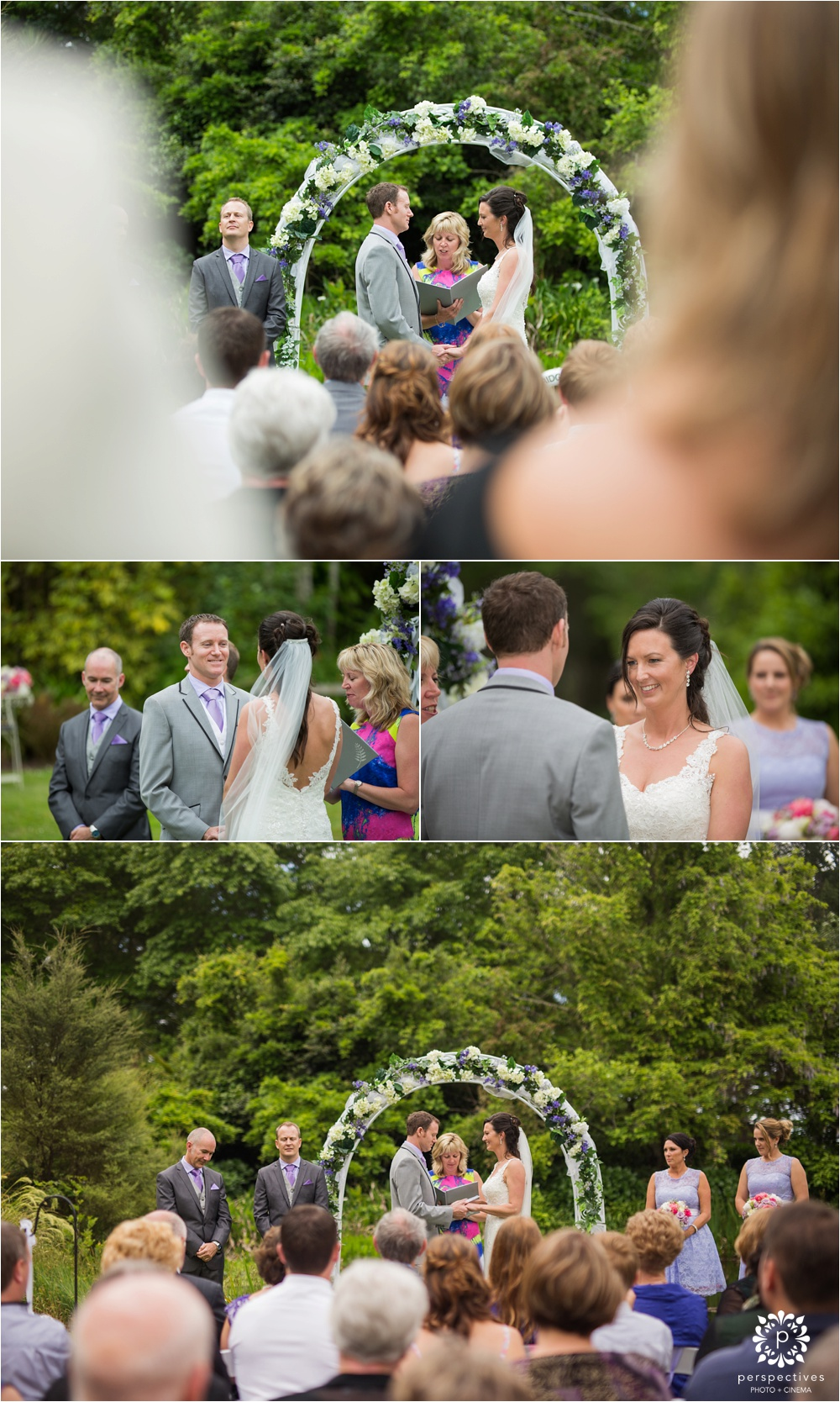 Bridgewater country estate wedding