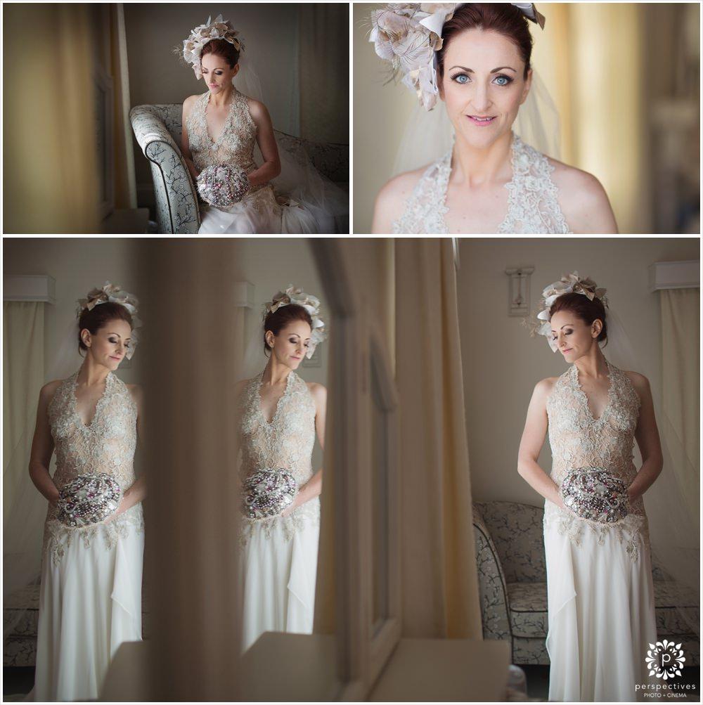 Bridgewater wedding bride