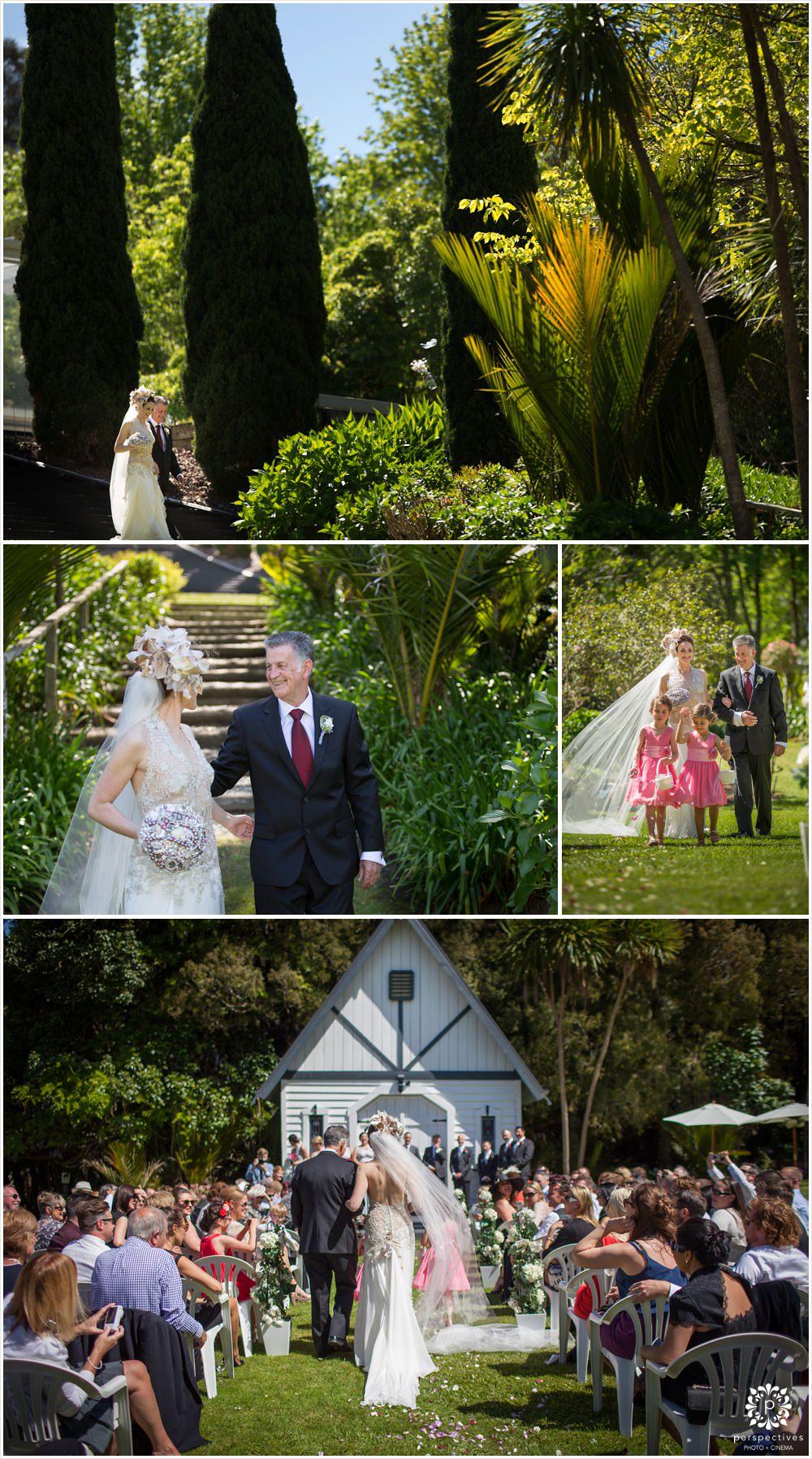 Auckland wedding photos ceremony