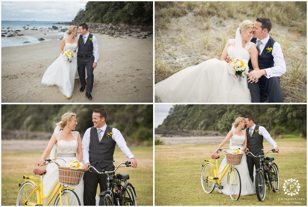 Pauanui wedding photos