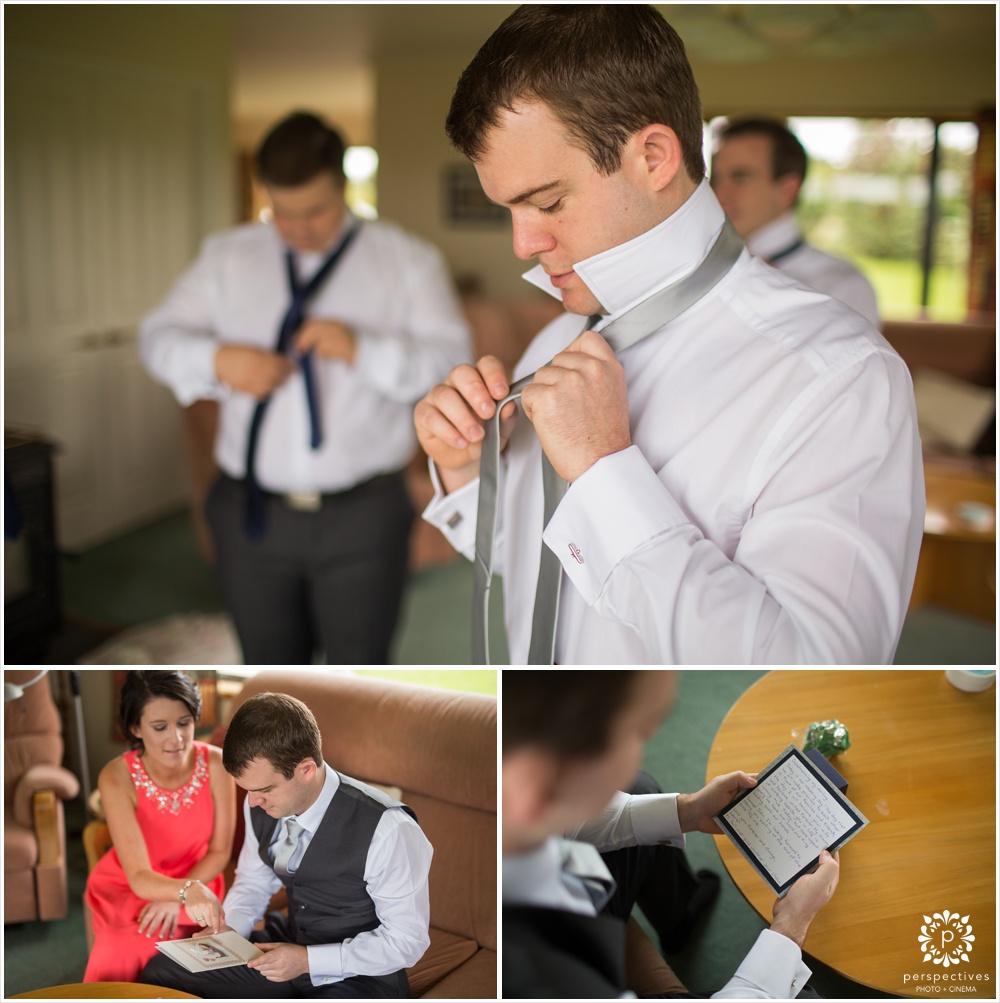 groom getting ready phtoos