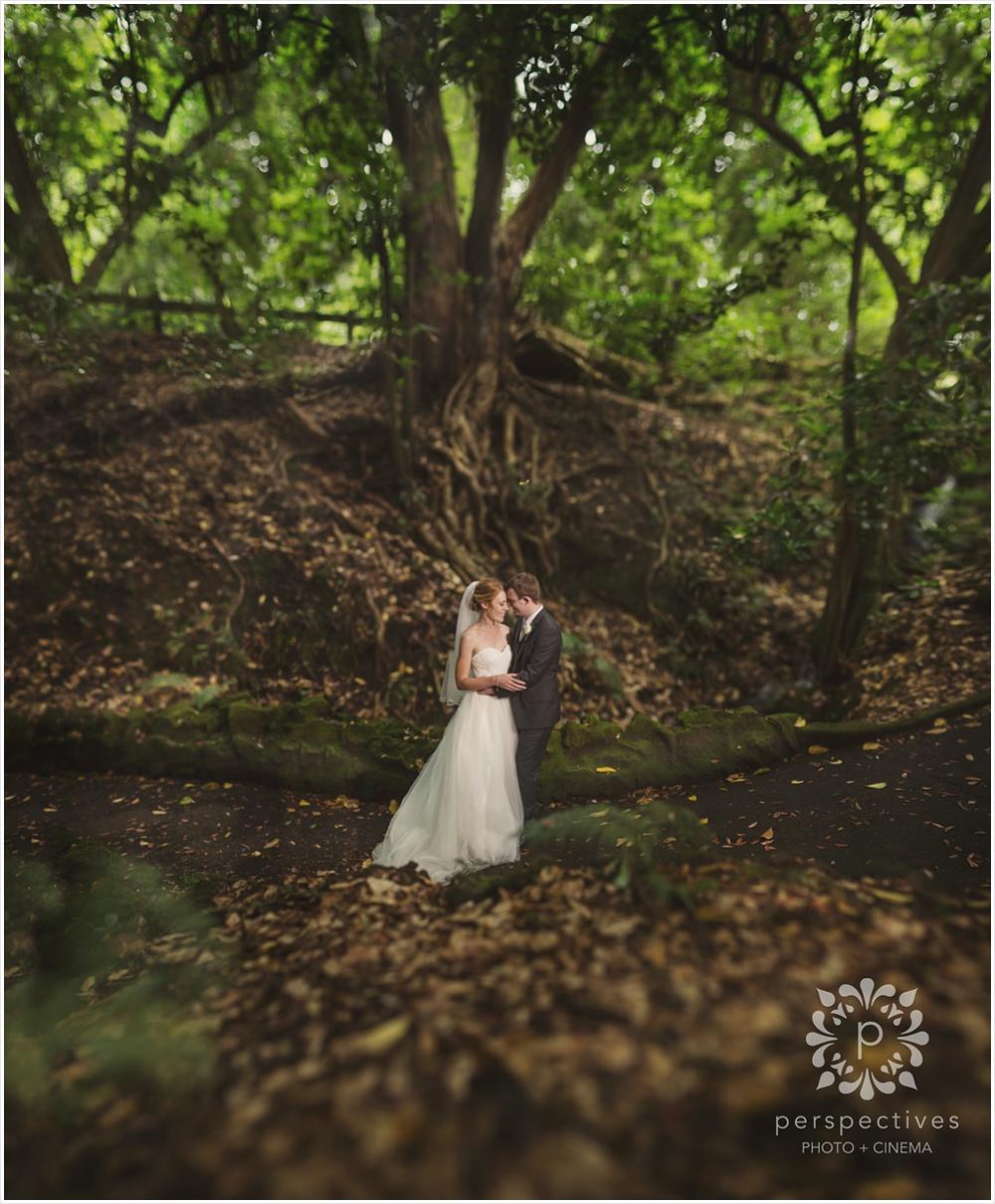 auckland domain wedding photos