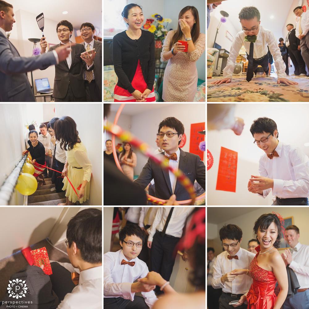 Chinese wedding photos Auckland