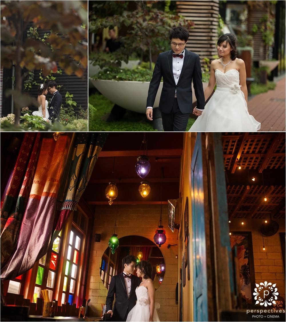 urban Auckland wedding photos