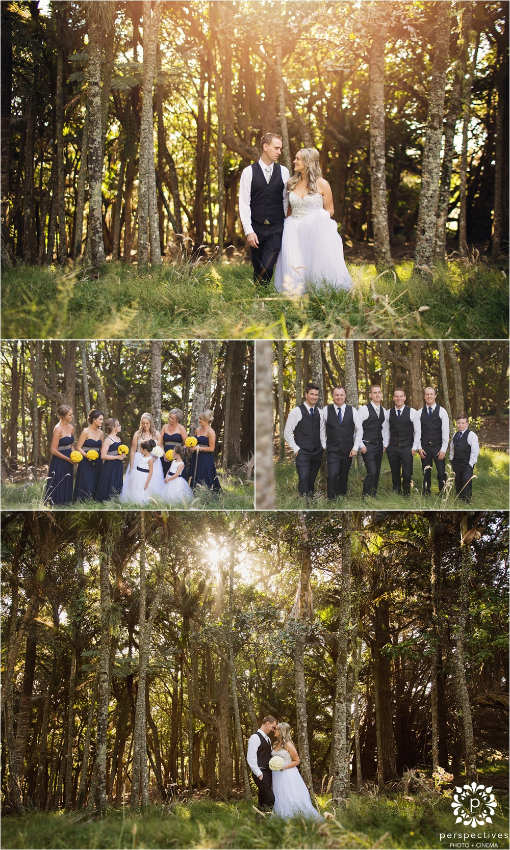 Ascension Matakana wedding photo