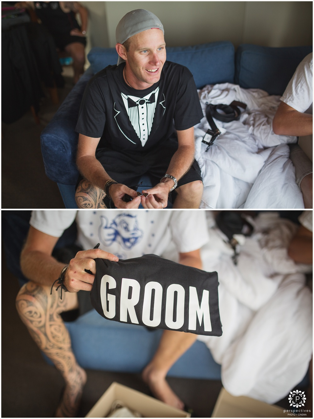 Groom wedding gifts