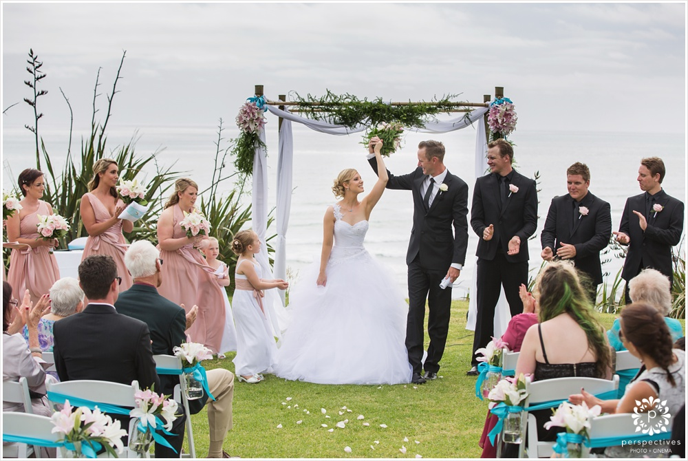 Castaways wedding auckland