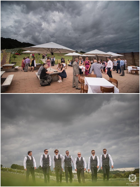 Ascension matakana wedding photos