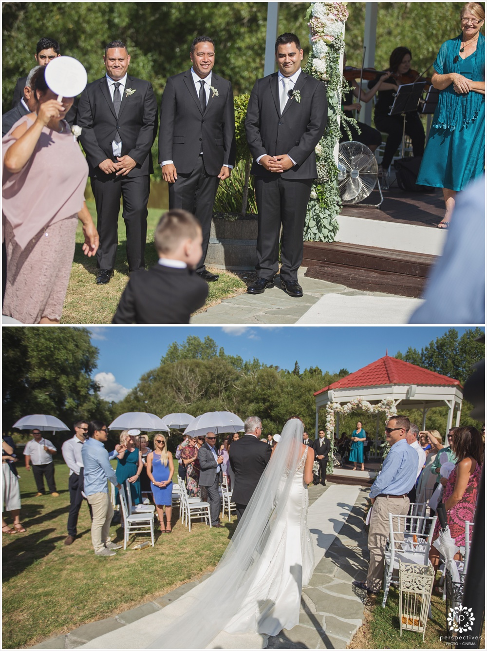 Gracehill ceremony photos