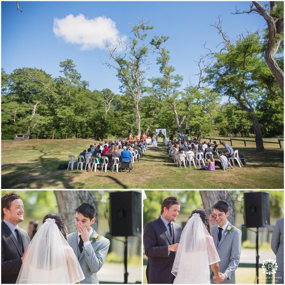 narrows landing wedding