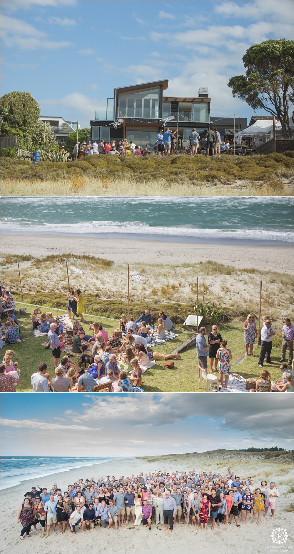 wedding photos Mount Maunganui