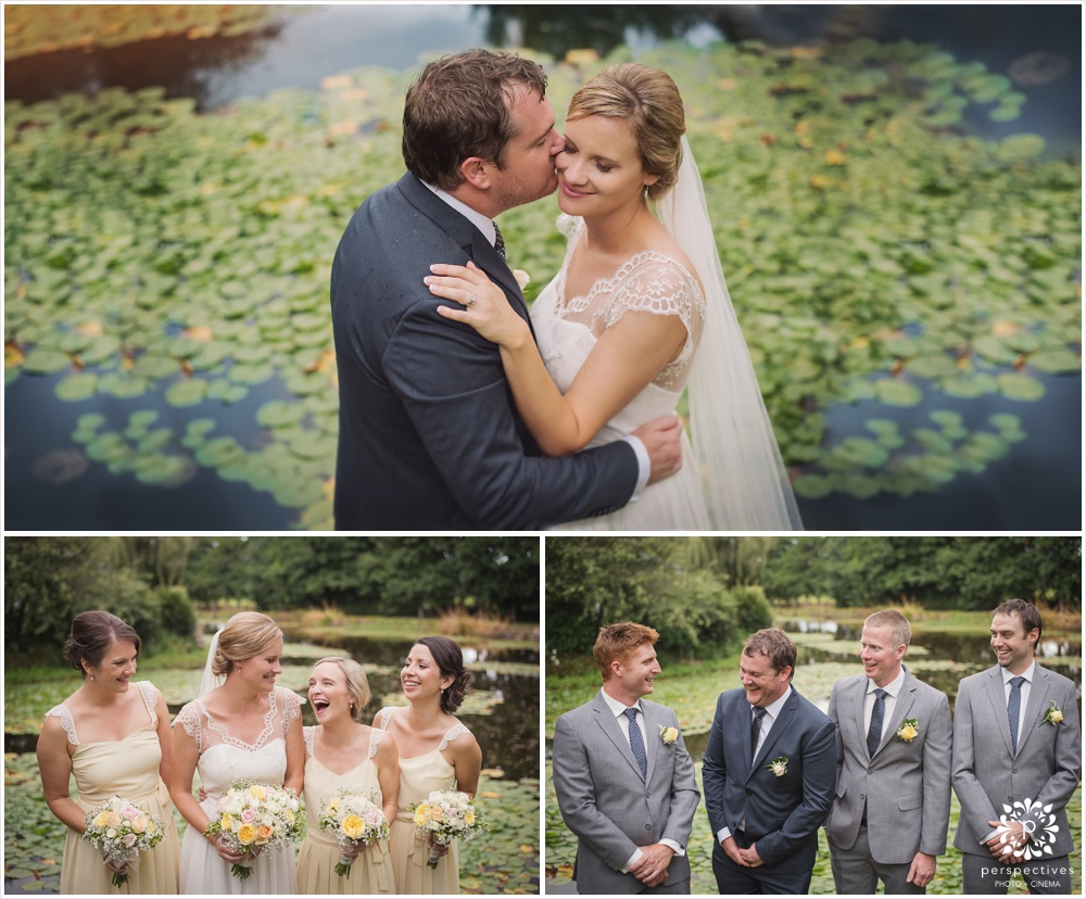 sarnia park wedding photos