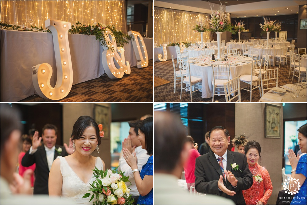 Sofitel Auckland wedding photos