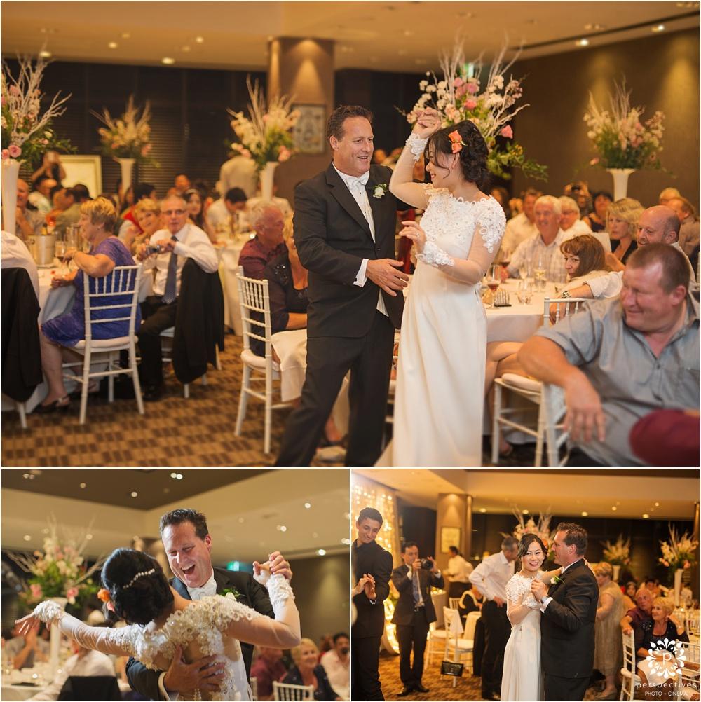 Sofitel Auckland wedding photos