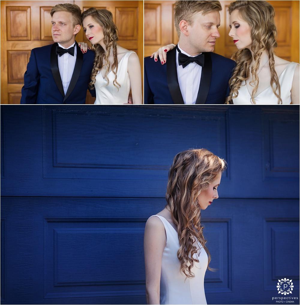 James Bond wedding