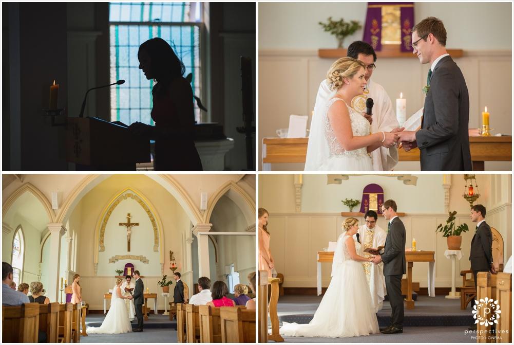 St John's Parnell wedding auckland