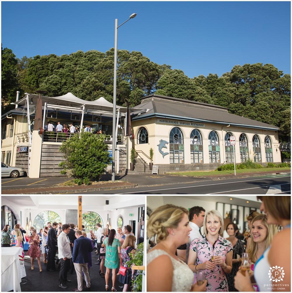 Hammerheads wedding venue auckland