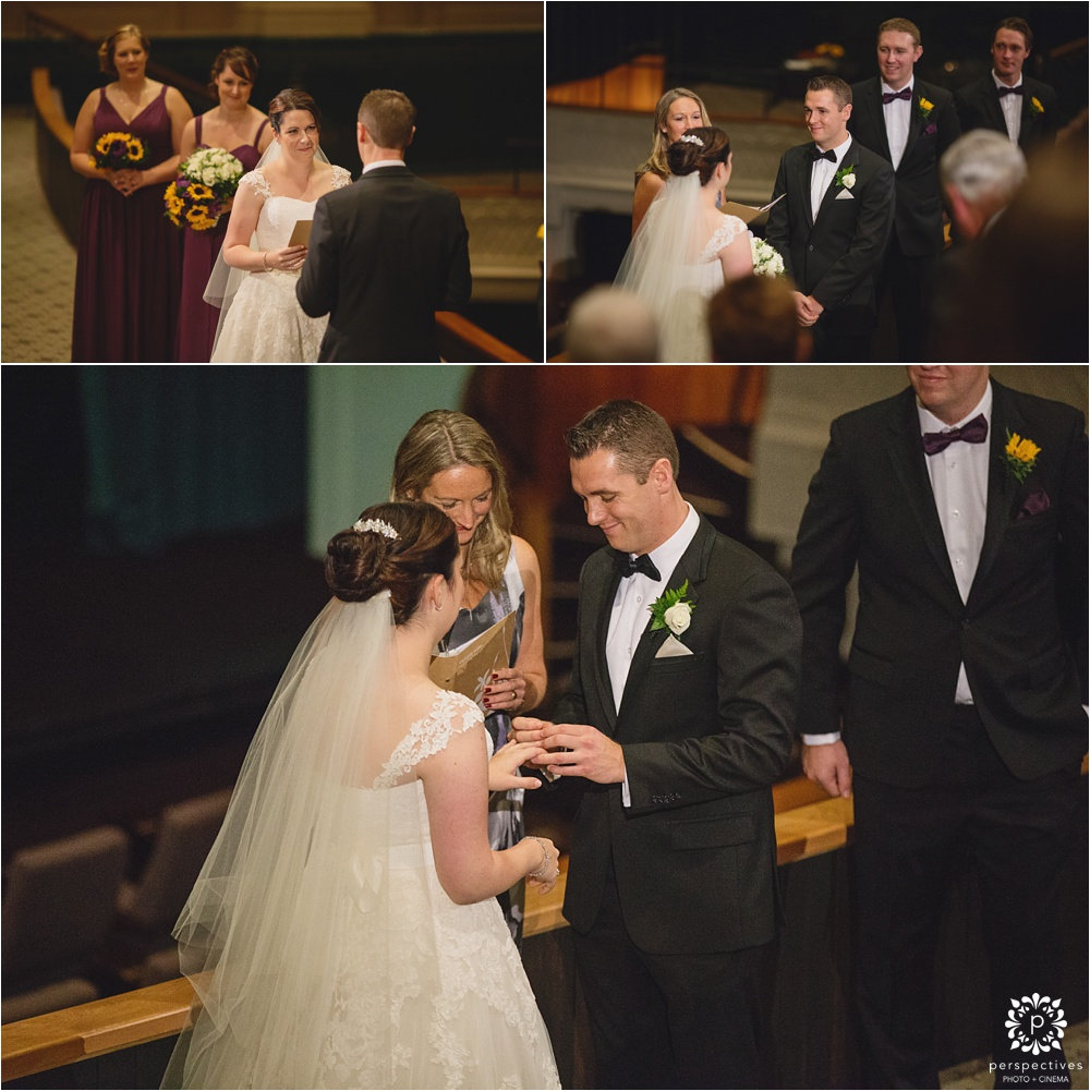 Embassy Theatre wedding Wellington
