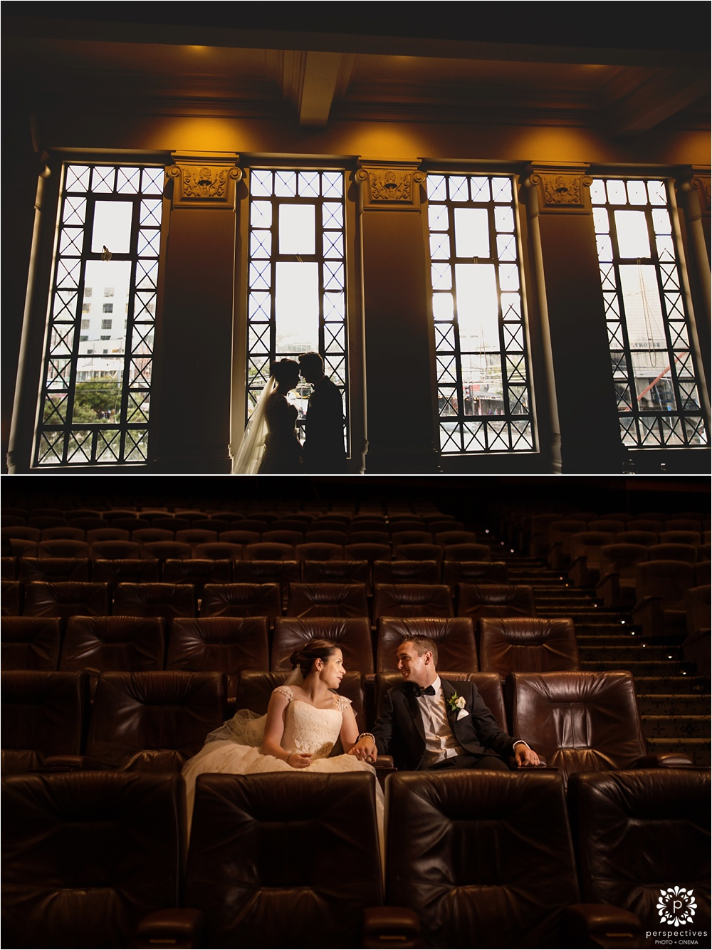 Embassy Theatre wedding photos