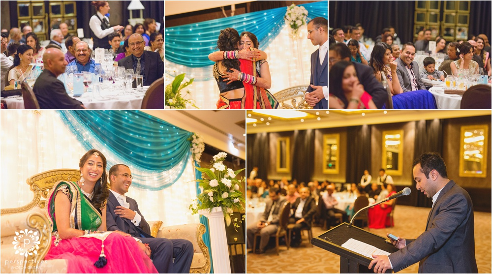 The Langham Auckland Indian wedding