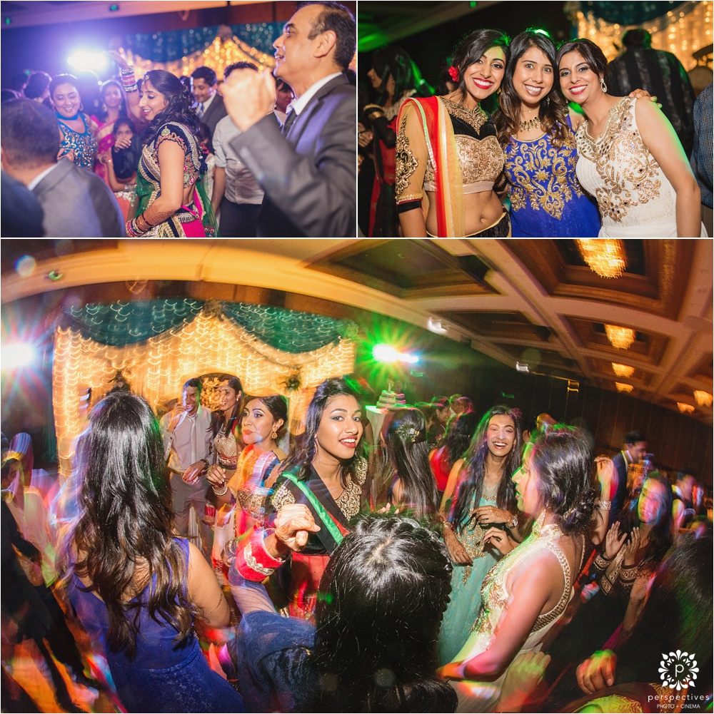 Langham Indian wedding photos