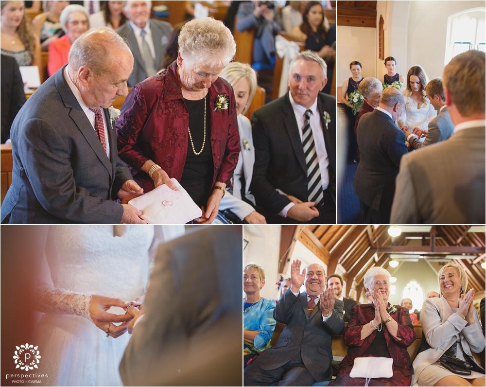 Cashmere Presbyterian wedding photos
