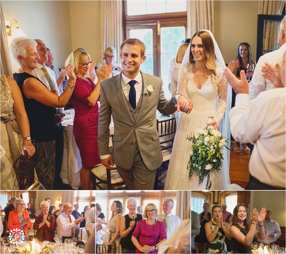 Otahuna Lodge wedding photos
