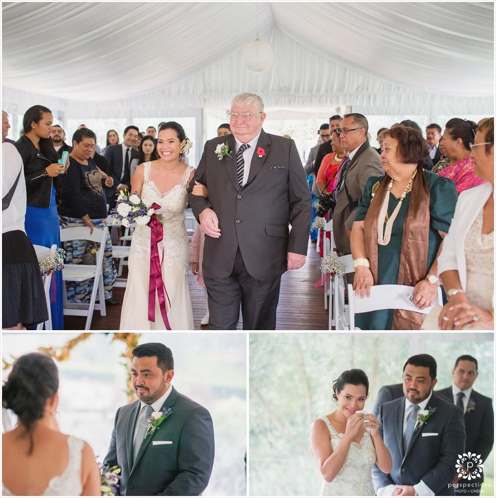 Bracu Pavilion wedding