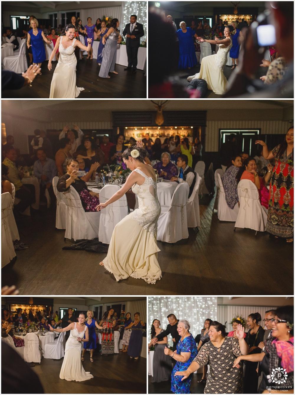 Bracu Pavilion wedding reception