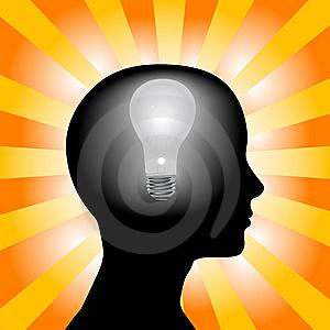 Light bulb moment