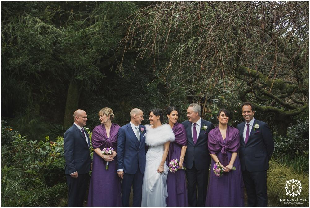 eden garden wedding photo
