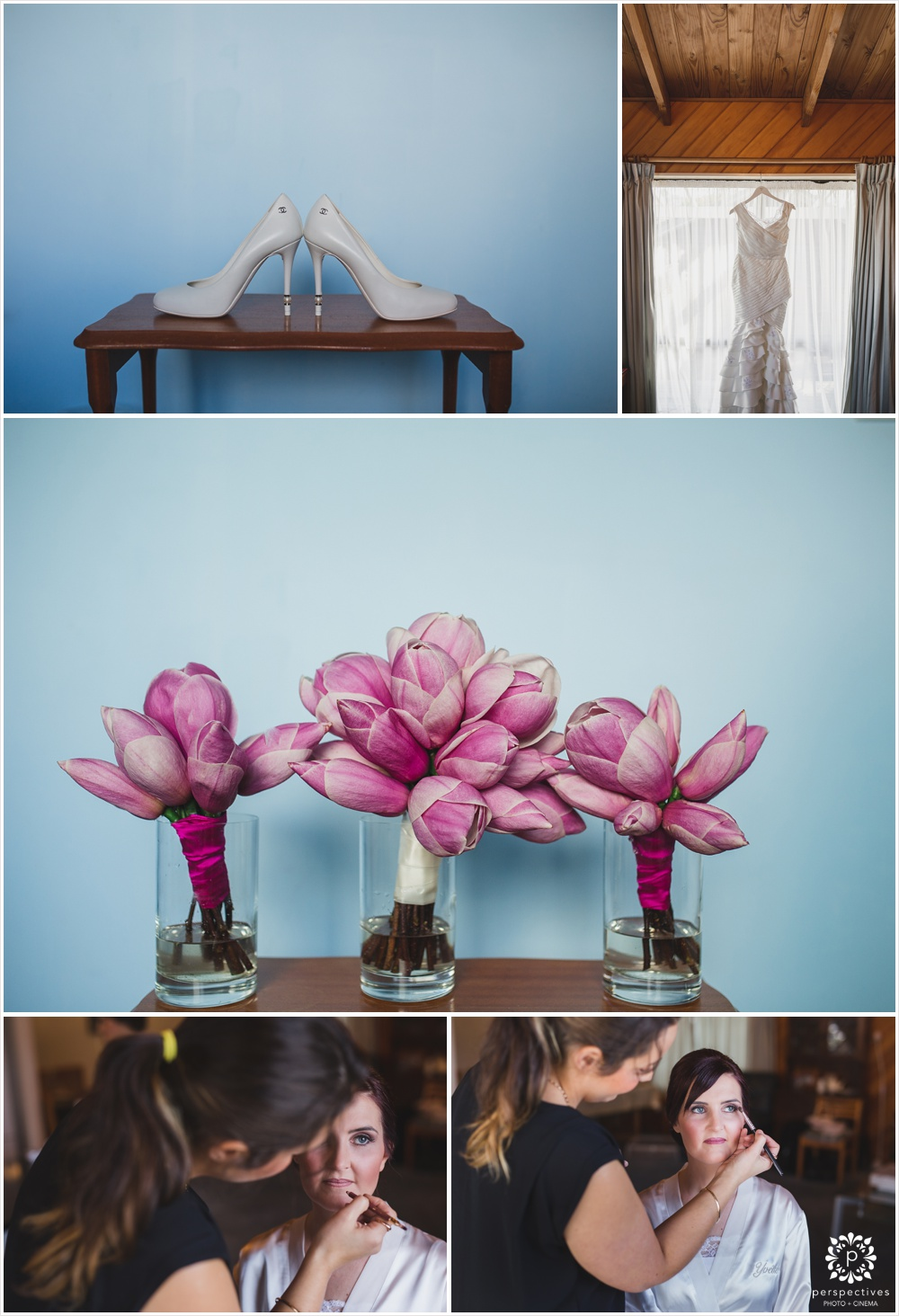 magnolia wedding flowers
