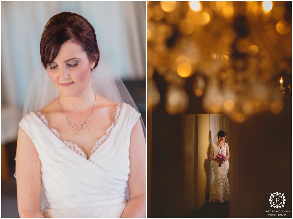bride chandelier