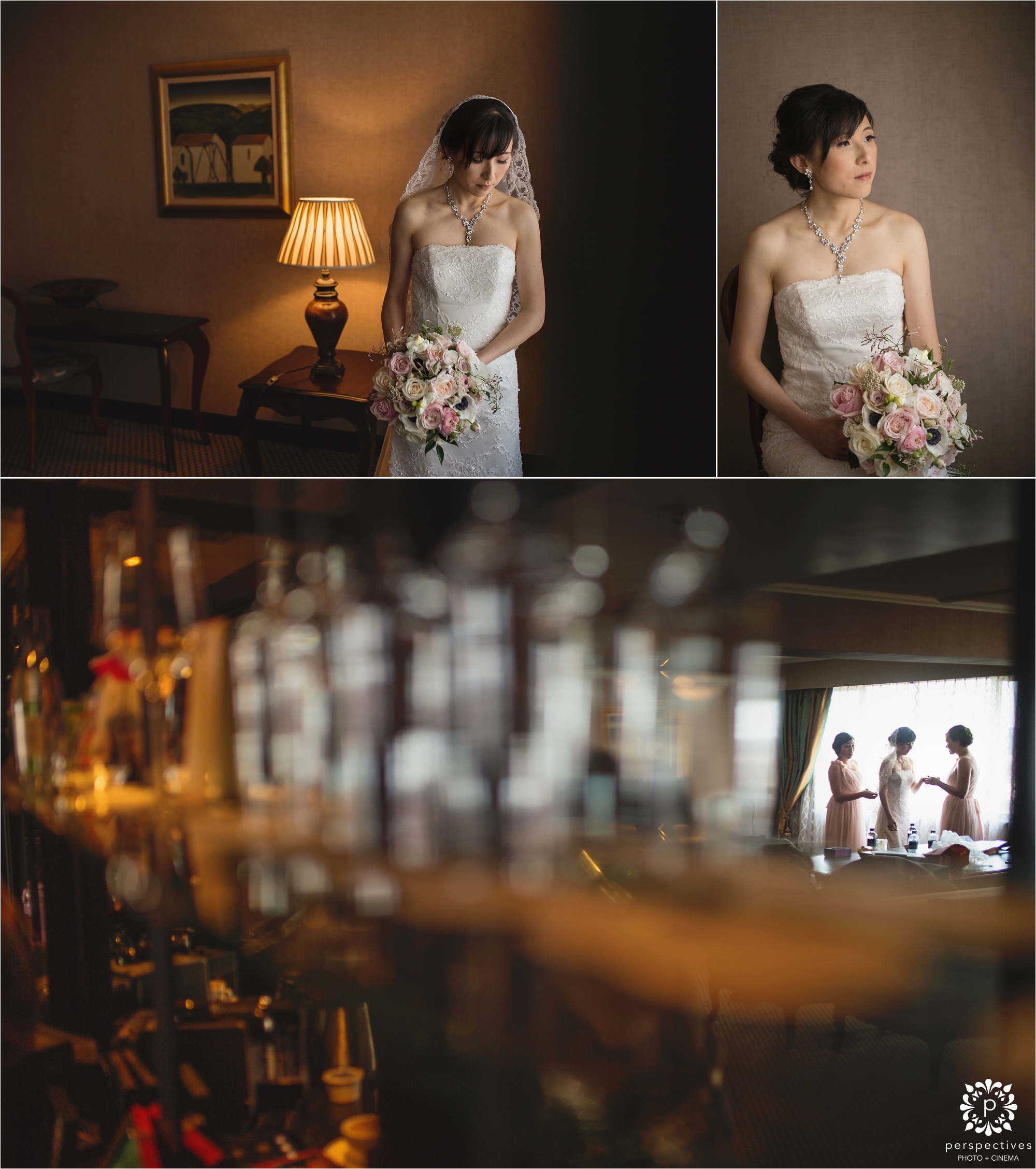 The Langham Auckland wedding venue