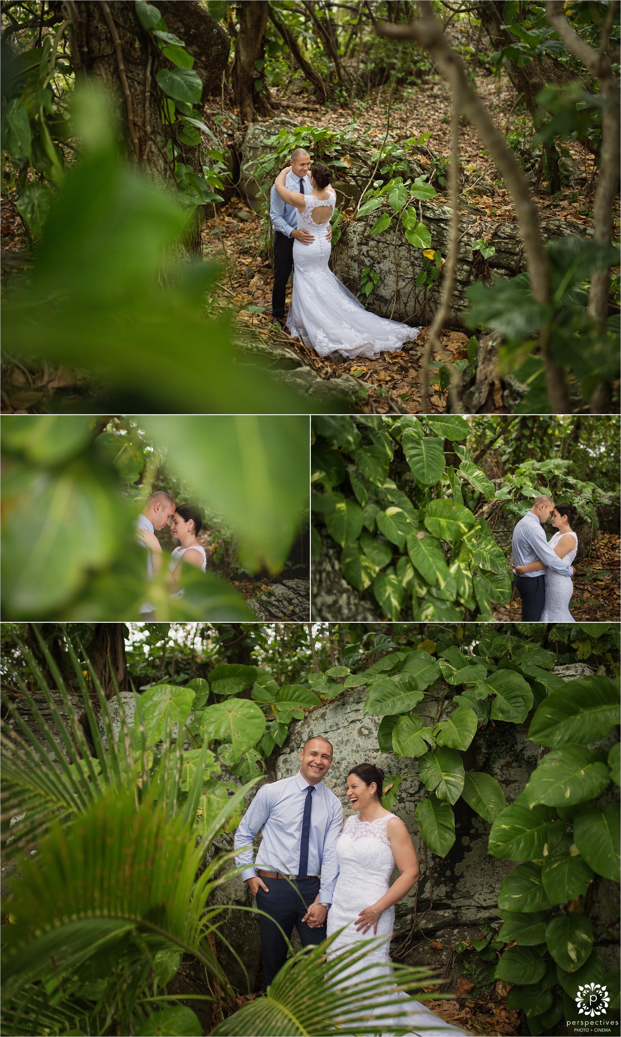 Aitutaki wedding photographer