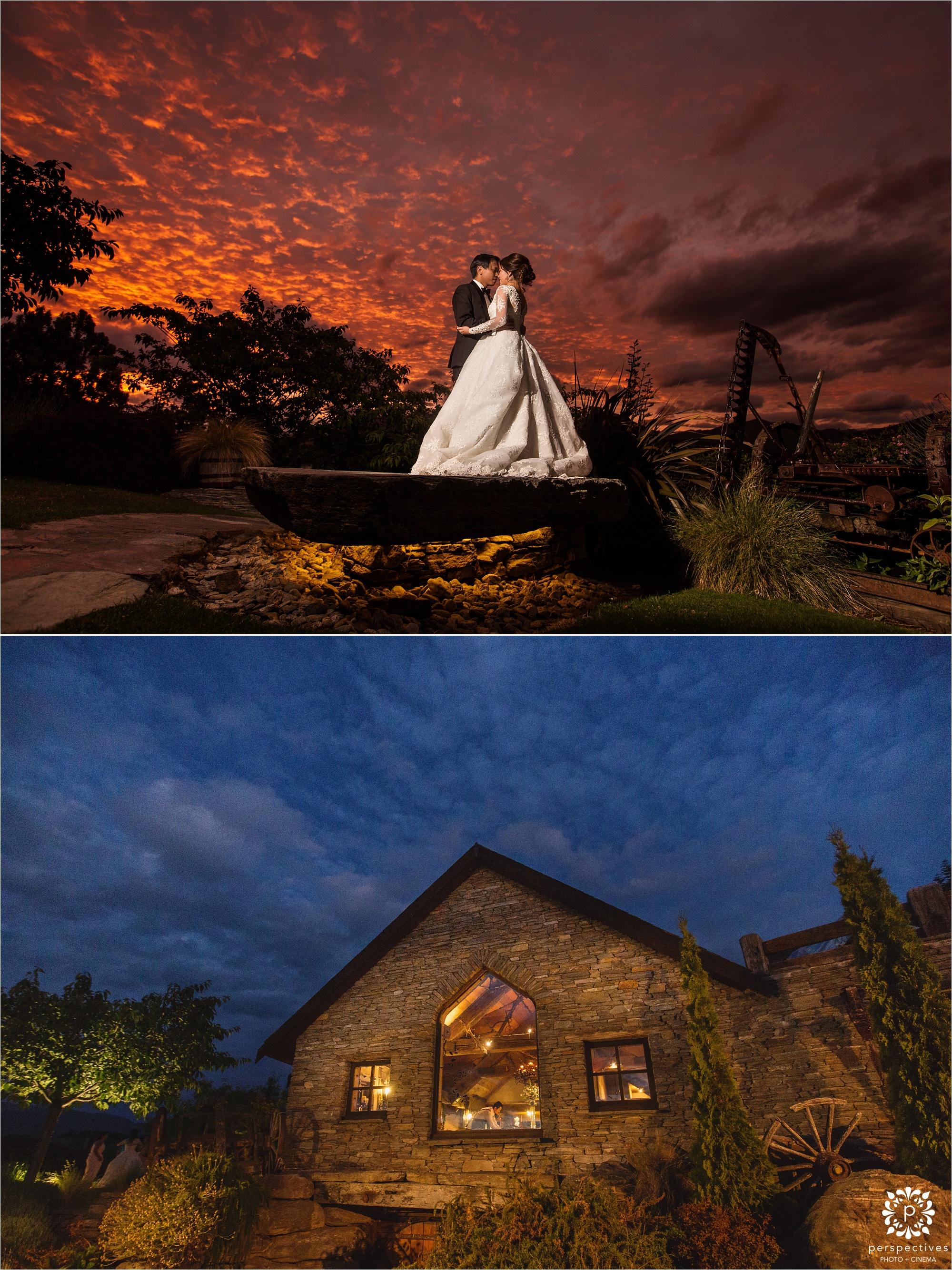 Stoneridge wedding Queenstown NZ