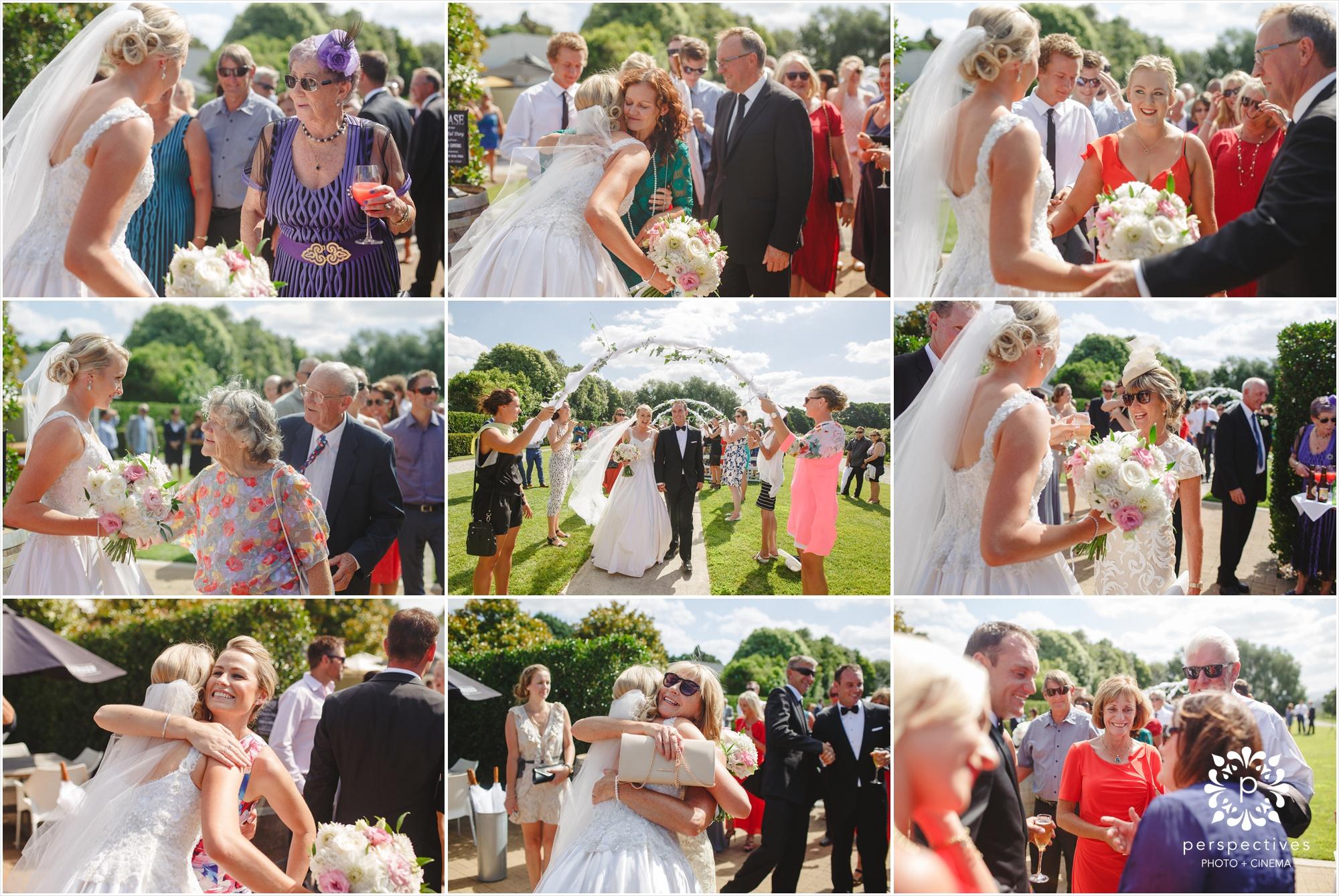 mills reefs wedding ceremony