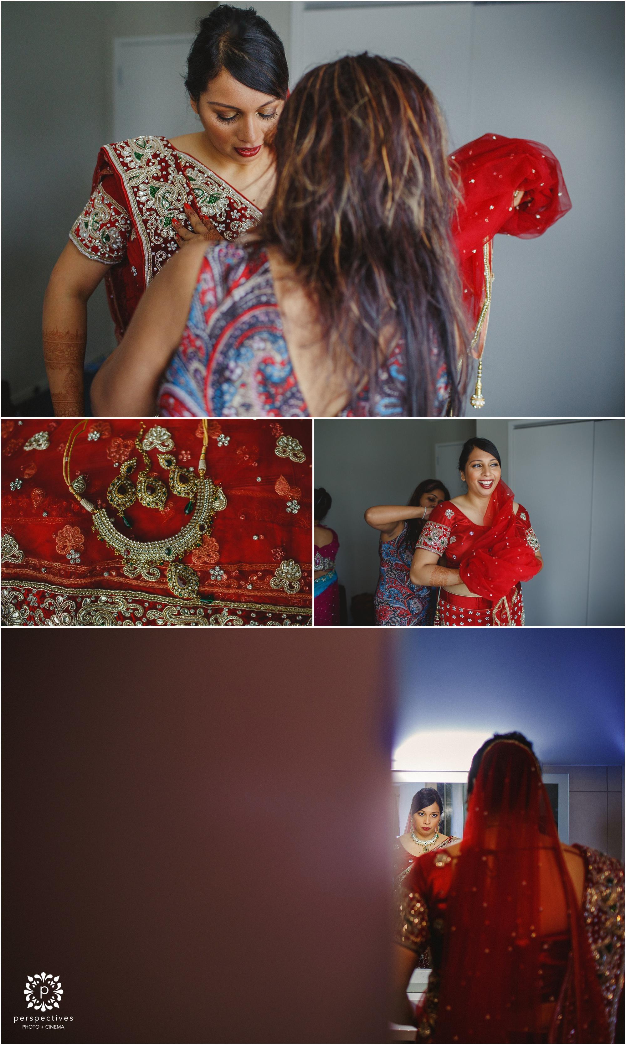 hindu wedding photographer auckland