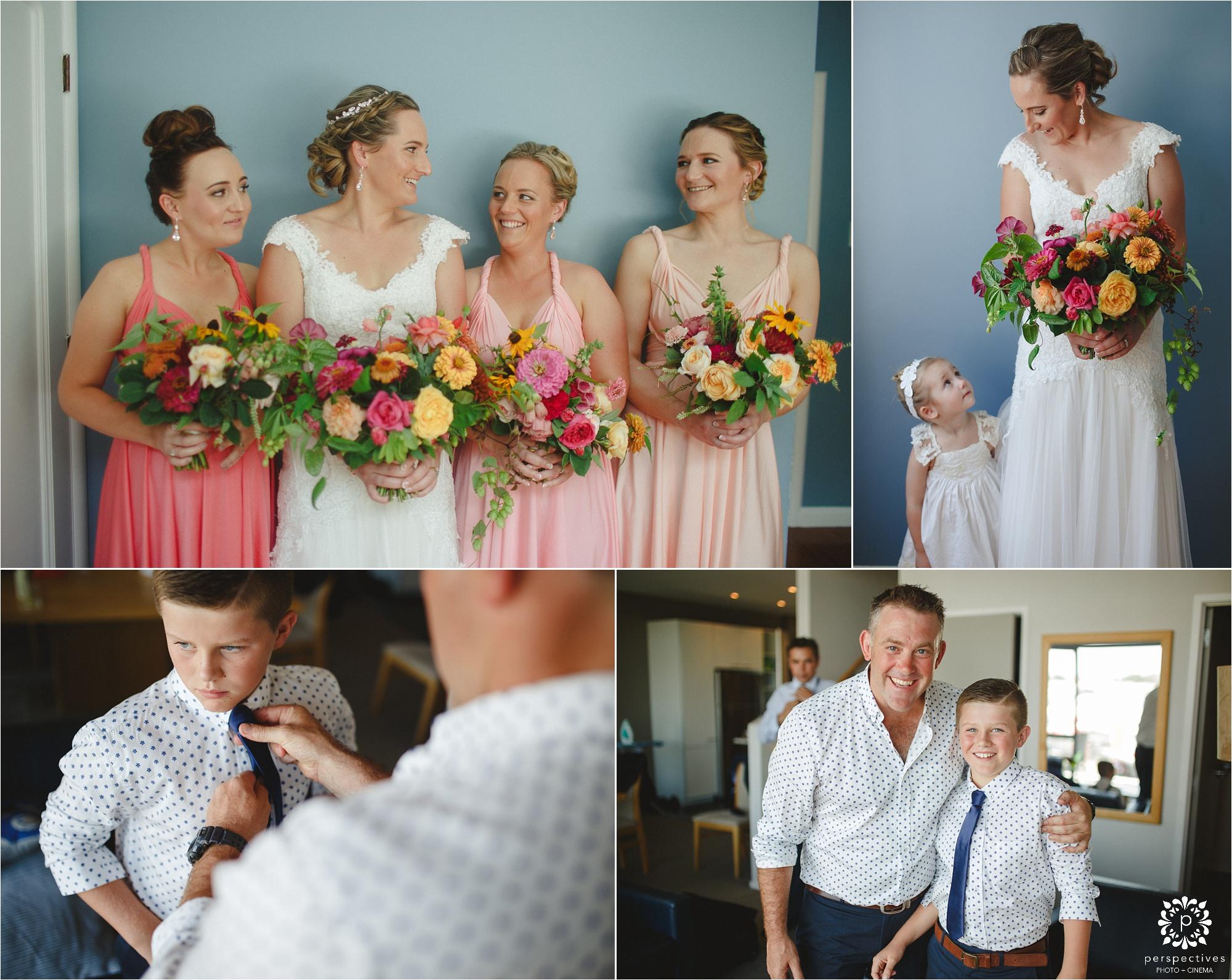 Gisborne wedding photographers
