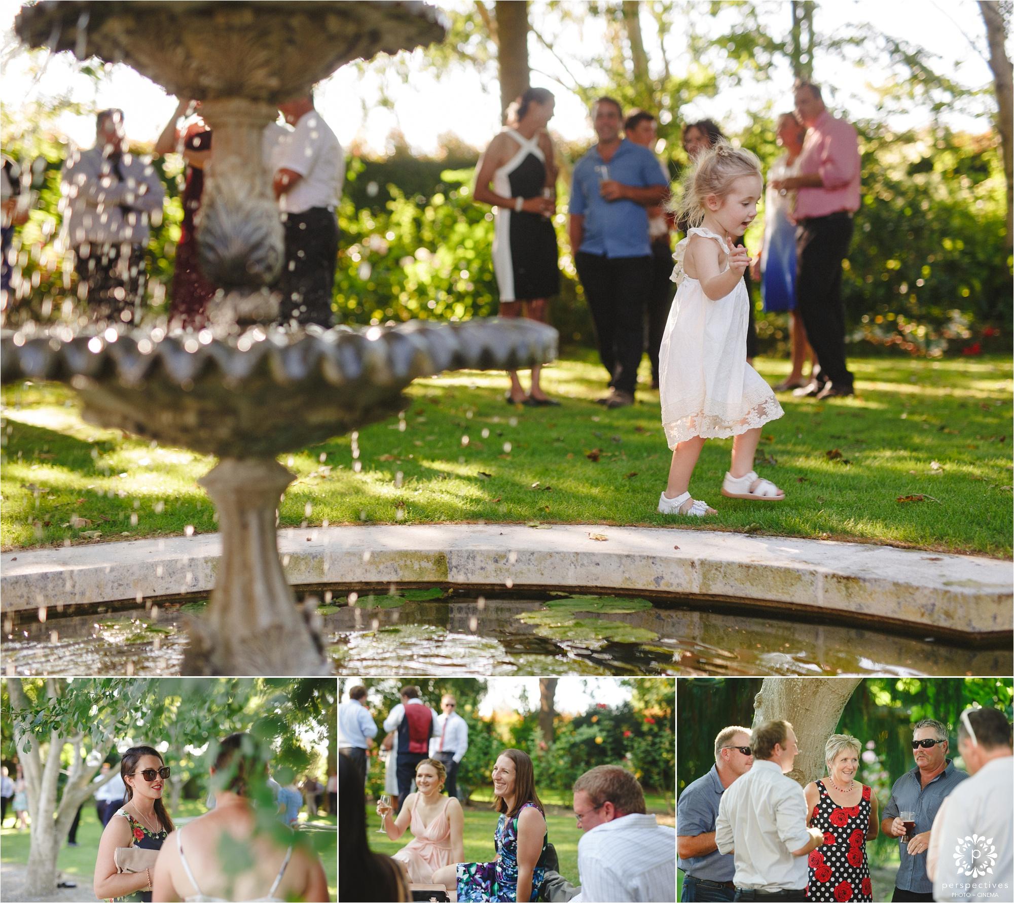 Bushmere Arms Gisborne wedding photos