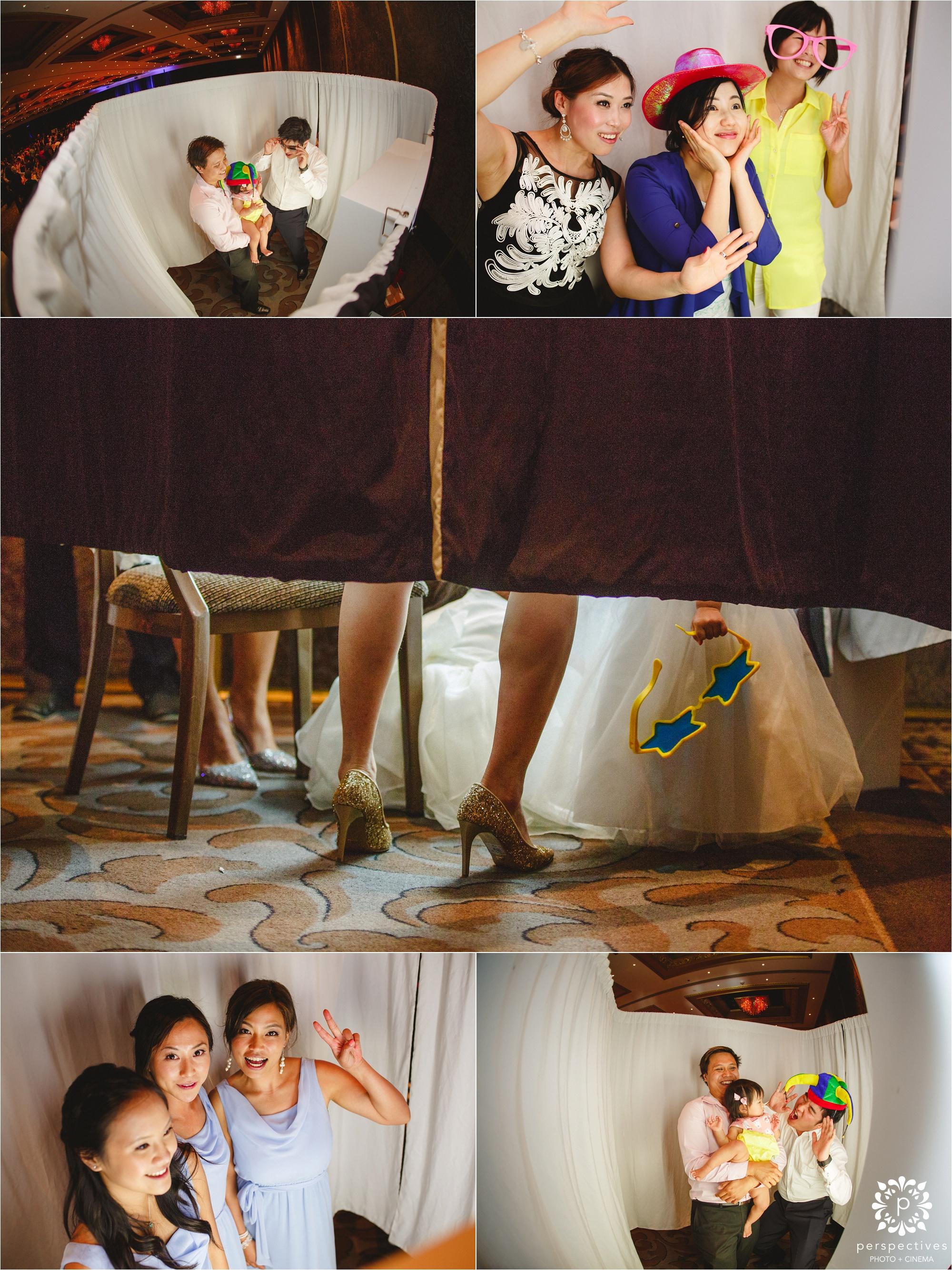 wedding photobooth auckland